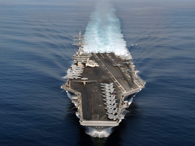Aircraft Carrier 壁紙画像
