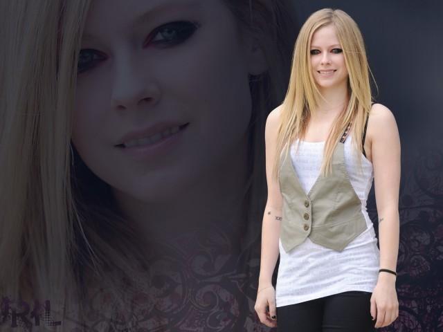 Avril Lavigne 壁紙画像