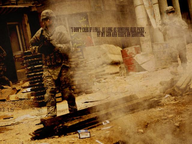 Badass Military 壁紙画像