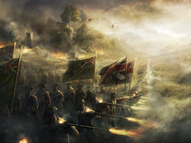 Battle 壁紙画像