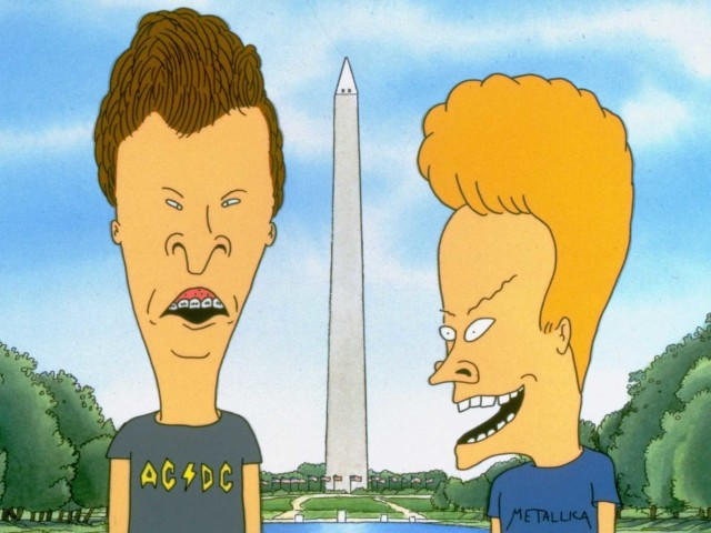 Beavis And Butt Head 壁紙画像