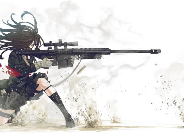 Best Sniper Ever 壁紙画像