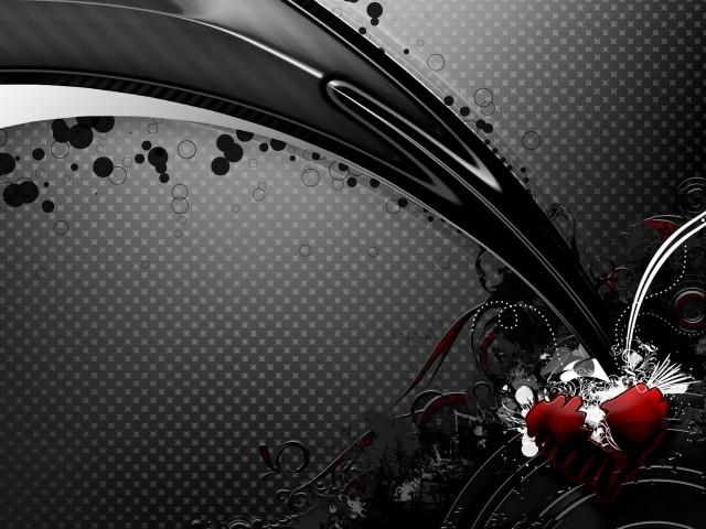 Black 壁紙画像