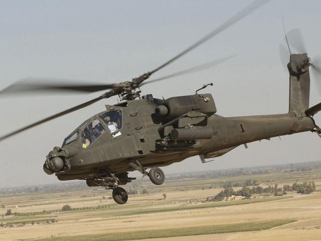 Boeing Ah 64d Apache Longbow 壁紙画像