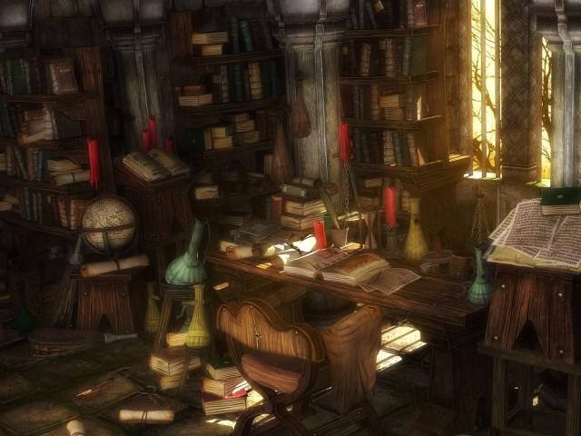 Books 壁紙画像