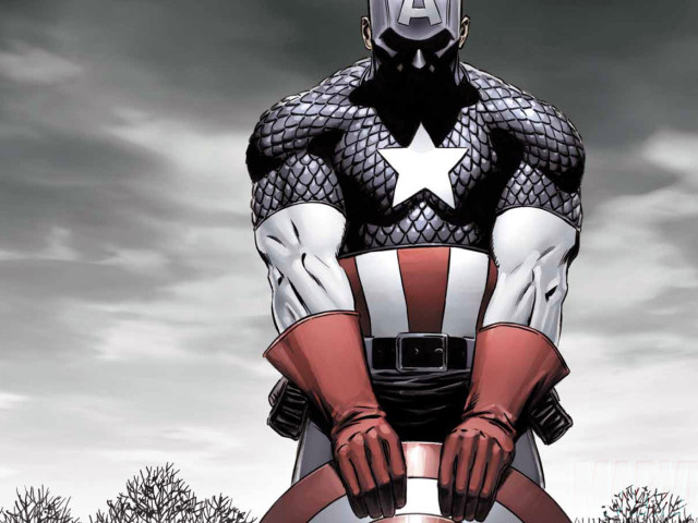 Captain America 壁紙画像