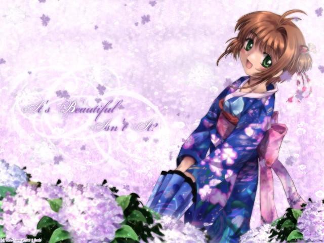 Cardcaptor Sakura 壁紙画像
