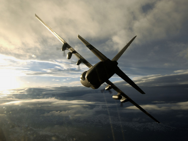 Cargo Aircraft 壁紙画像