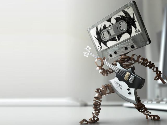 Cassette Tape 壁紙画像