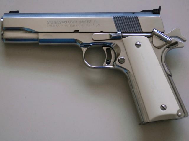 Colt 45 Acp 壁紙画像