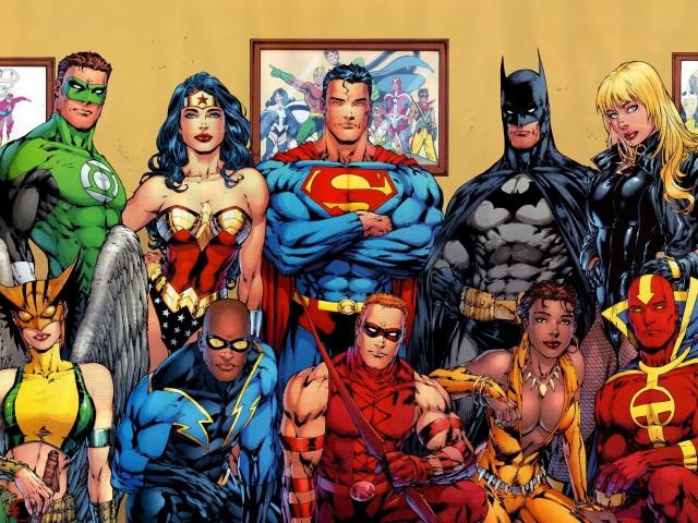 Dc Comics 壁紙画像