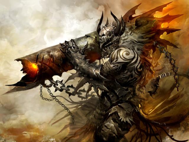 Demon Cannon 壁紙画像