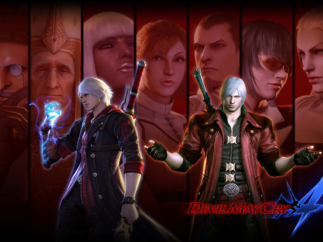 Devil May Cry 壁紙画像