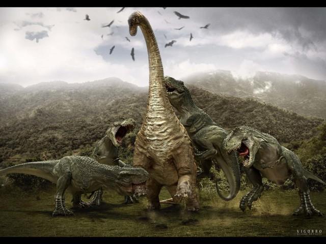 Dinosaur 壁紙画像
