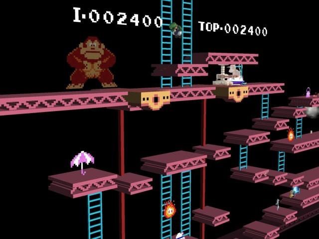 Donkey Kong 壁紙画像