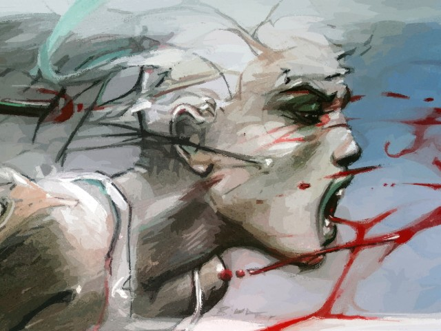 Enki Bilal 壁紙画像