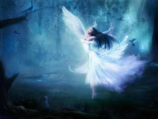 Fairy 壁紙画像