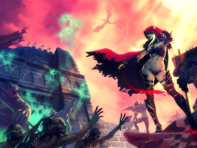Fantasy Video Game 壁紙画像