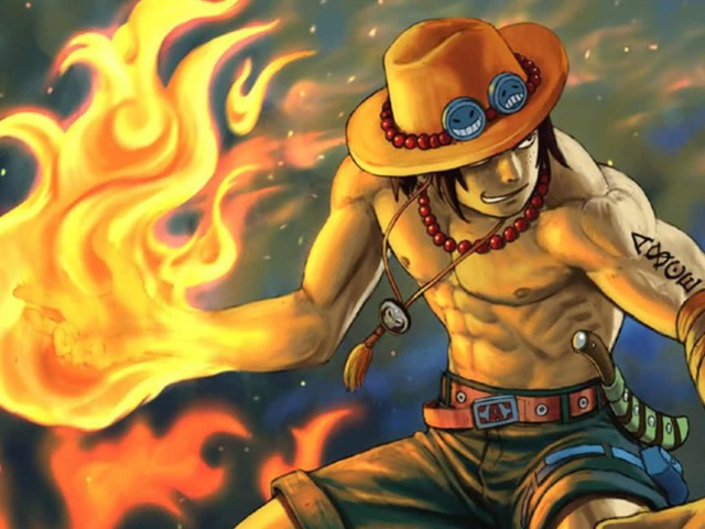 Fire Fist Ace 壁紙画像