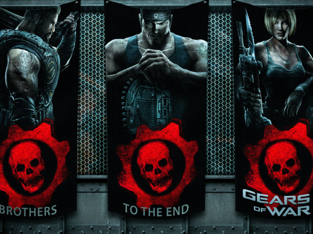 Gears Of War 壁紙画像