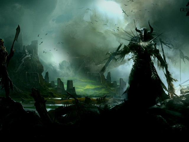 Guild Wars 2 Video Game 壁紙画像