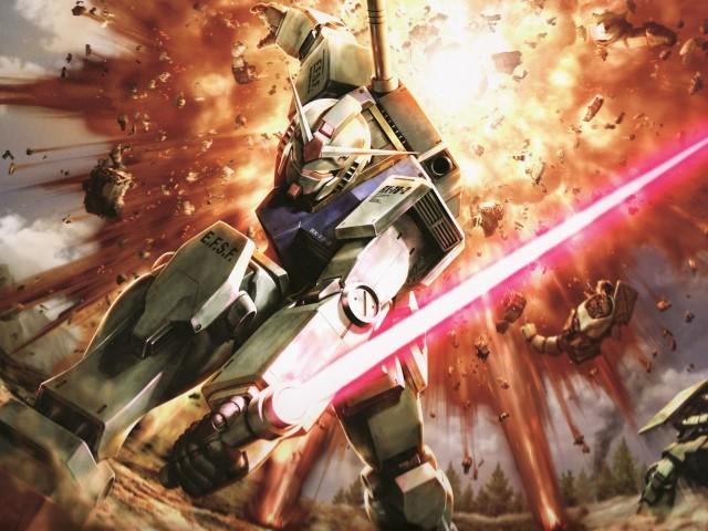 Gundam Wing 壁紙画像