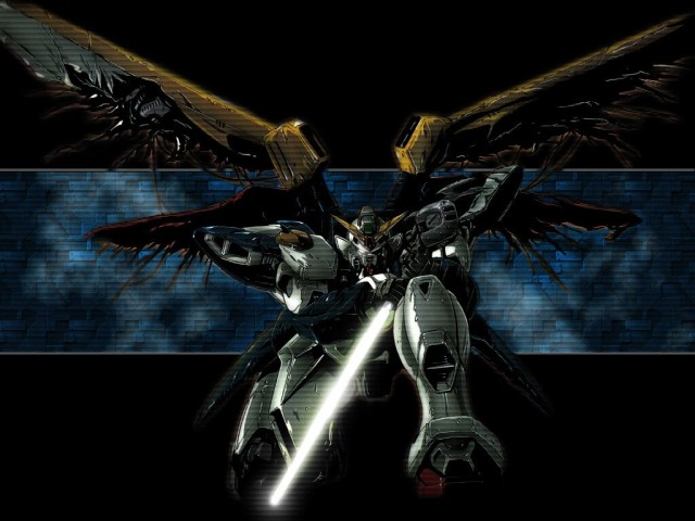 Gundam Zero 壁紙画像
