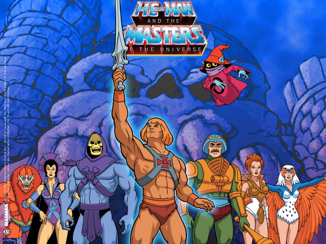 He Man And The Masters Of The Universe 壁紙画像