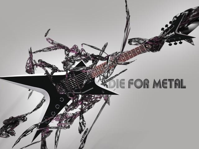 Heavy Metal 壁紙画像