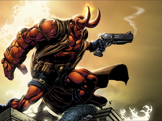Hellboy 壁紙画像