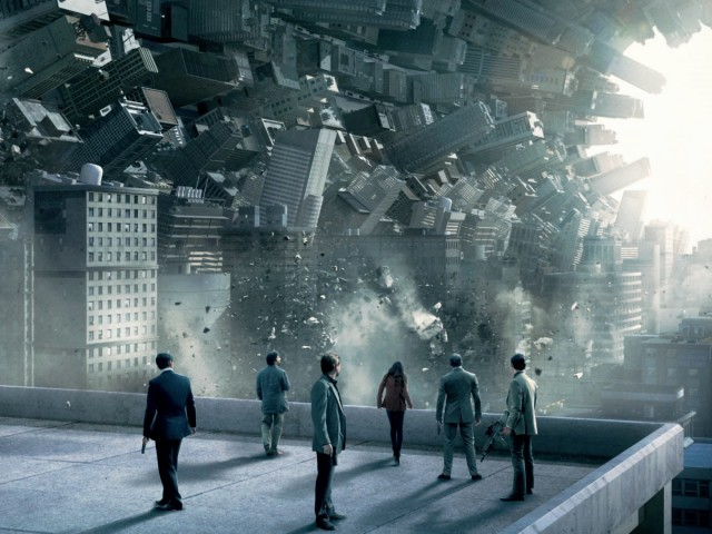 Inception Movie 壁紙画像