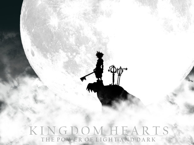 Kingdom Hearts 壁紙画像