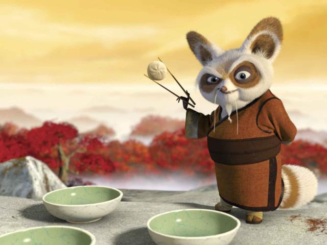 Kung Fu Panda 壁紙画像