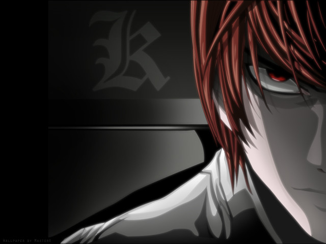 Light From Death Note 壁紙画像