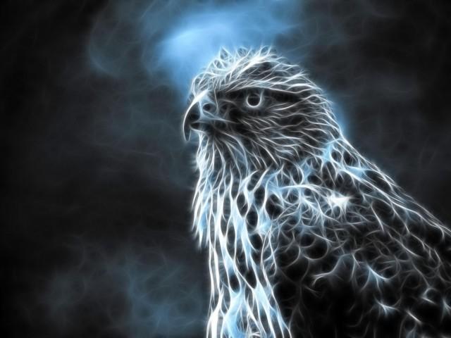 Lightning Eagle 壁紙画像