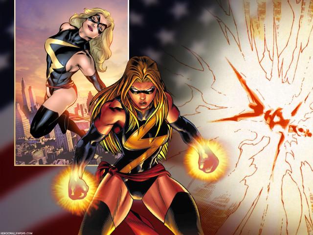 Marvel 壁紙画像