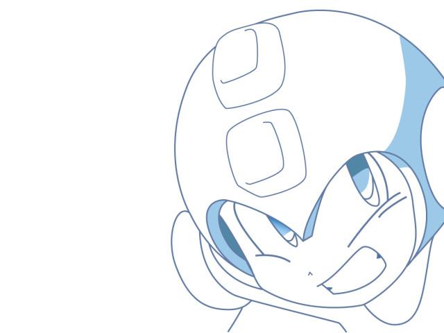 Mega Man 壁紙画像