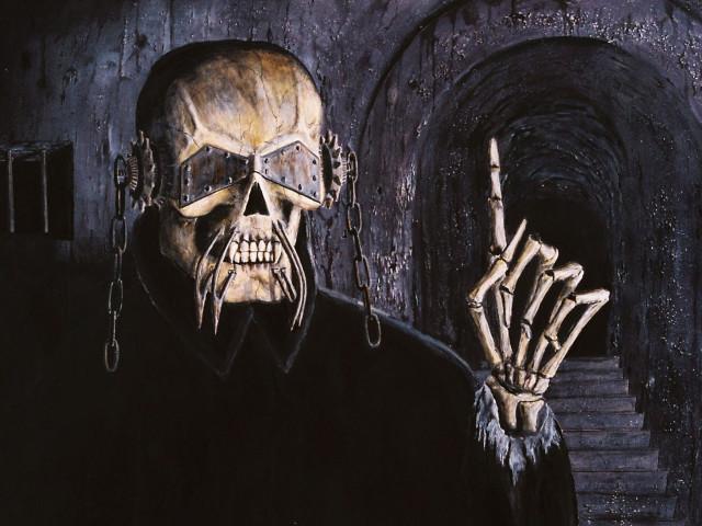 Megadeth 壁紙画像
