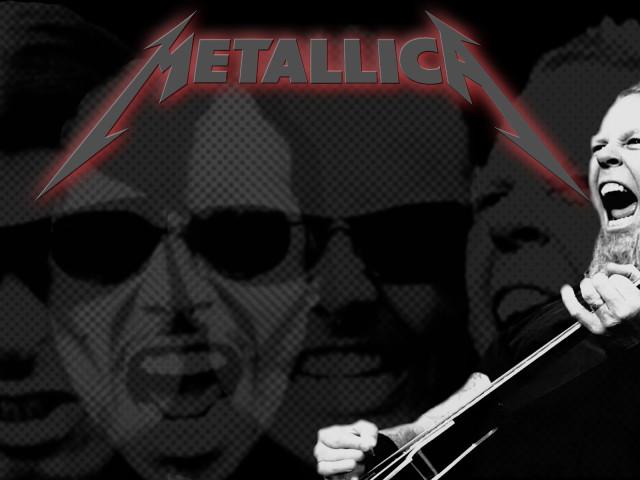 Metallica 壁紙画像