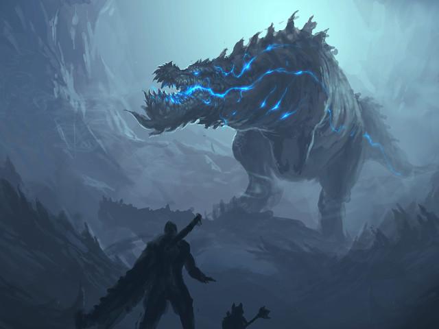 Monster Hunter 壁紙画像