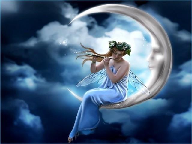 Moon Child 壁紙画像
