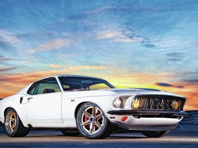 Mustang 壁紙画像