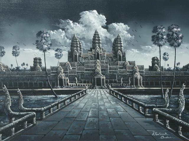 Oriental 壁紙画像