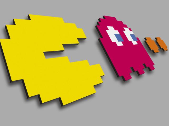 Pacman 壁紙画像
