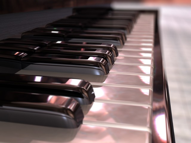 Piano 壁紙画像