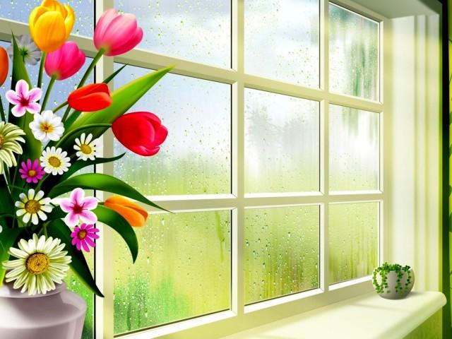 Rainy Day 壁紙画像