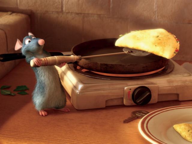 Ratatouille 壁紙画像