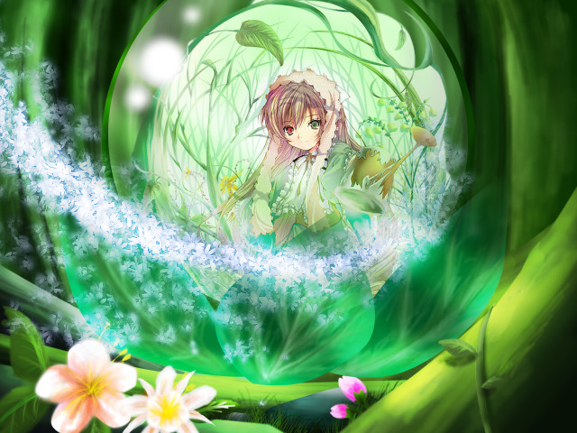 Rozen Maiden 壁紙画像