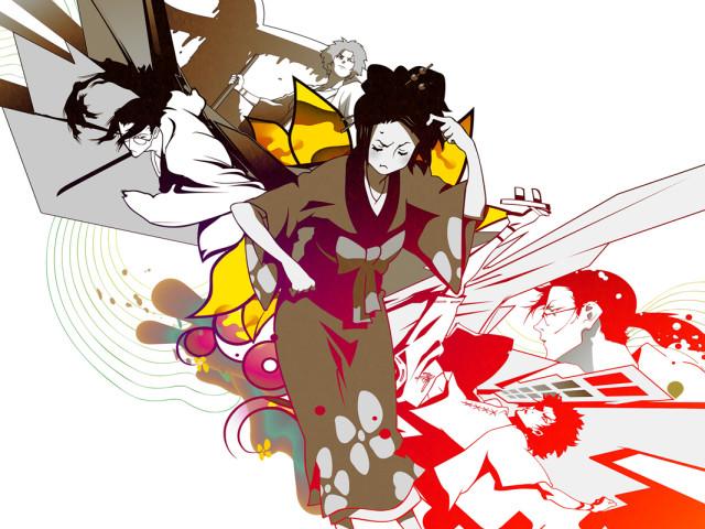 Samurai Champloo 壁紙画像