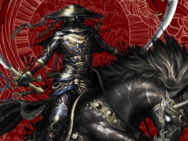 Samurai 壁紙画像